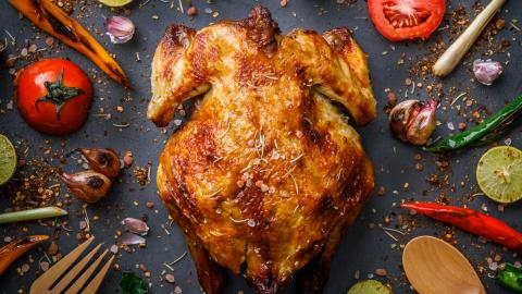 This is why you shouldn't wash your chicken before cooking it