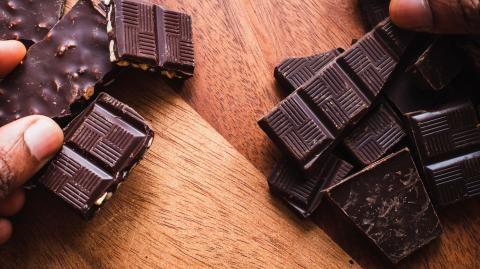 The incredible health benefits of eating dark chocolate