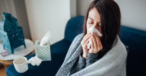 5 Natural Remedies To Get Rid Of A Cold Quickly