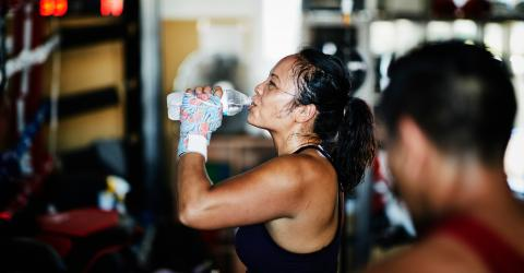 Coronavirus: Do you have to give up going to the gym?