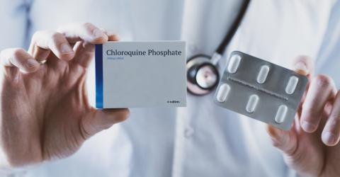 Coronavirus: can chloroquine be be used to help patients?