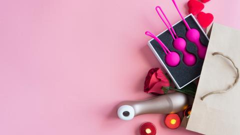 Experts Suggest Using Sex Toys Can Lead to Serious Health Consequences