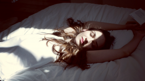 Not sleeping enough may have a serious impact on your health