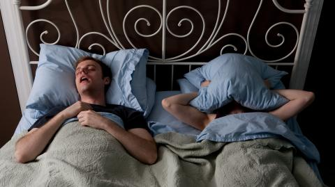 Bad News: Sleeping Next To Someone Who Snores Could Reduce Your Life Expectancy