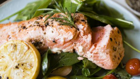 Experiencing post Christmas bloat? Here's five food tips for the New Year