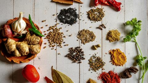 Discover the health benefits of these common herbs and spices