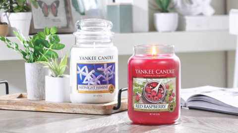 You can now get 30% off Yankee Candles with Amazon