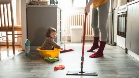 You can get a robot to clean your floors for less than £140