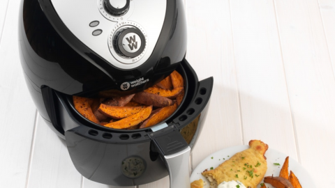 B&M are selling this Weight Watchers hot air fryer for less than £40
