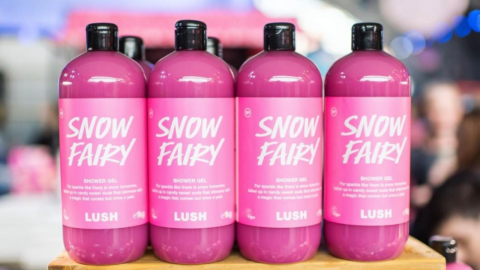 This Lush laundry hack from TikTok will make your laundry smell like candyfloss!