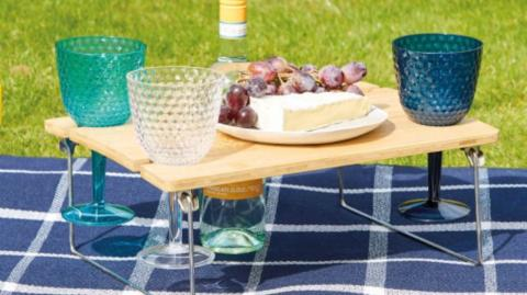 Aldi's new picnic range is a must-have this summer