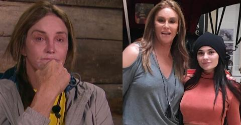 Kylie Jenner's Father Caitlyn Jenner Breaks Down On Popular UK Reality TV Show