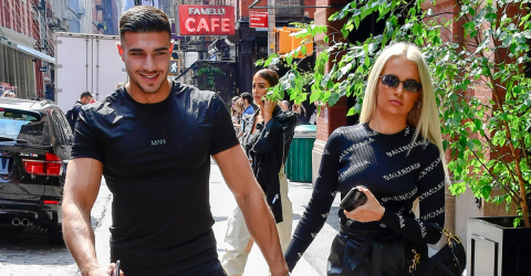 It Seems Molly-Mae Wants Nothing To Do With Her Ex Love Island Co Stars