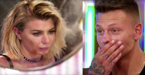 The Tattoo That Almost Cost Olivia Buckland And Alex Bowen Their Marriage