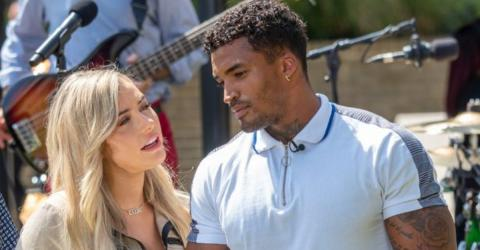 Are Love Island Stars Michael Griffiths and Ellie Brown Dating?