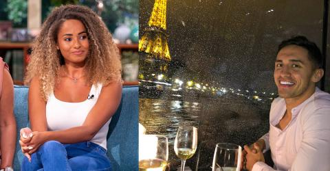 Love Island Greg O'Shea Moves On From Amber Gill With A Beautiful Athlete