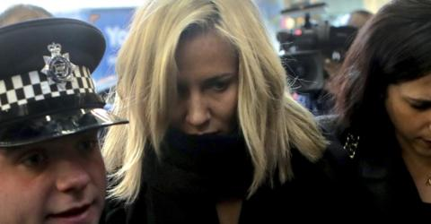 Caroline Flack Looks Completely Different As She Arrives In Court For Assault Charge (VIDEO)