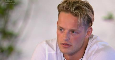Breaking: Ollie Has Quit Love Island
