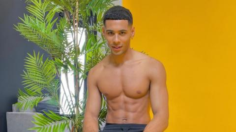 This male model could be heating up the Love Island villa this summer