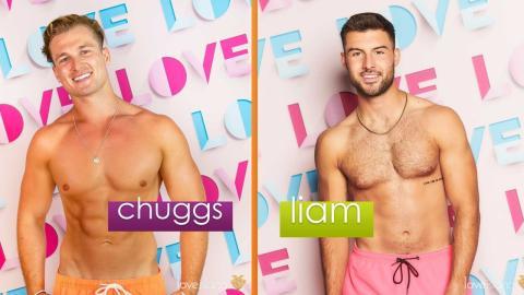 Who are the new boys headed into the Love Island villa tonight?