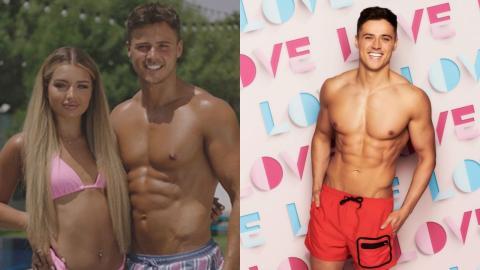 Love Island's Brad reveals he regrets leaving Lucinda in the villa