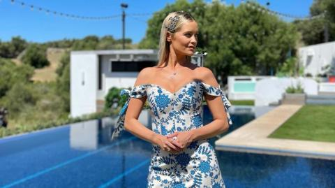 Laura Whitmore back in Majorca for Casa Amor fallout