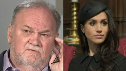 Meghan Markle Clashes With Father Thomas Markle In New Interview, Who Claims 'Abuse'