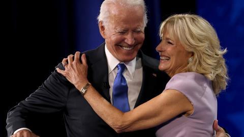 Who is Jill Biden, Joe Biden's wife?