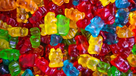 Three children hospitalised after eating cannabis-infused sweets