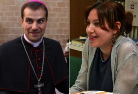 Spanish Bishop quits church to pursue relationship with erotic novelist