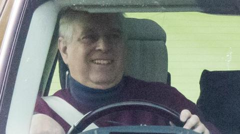 Prince Andrew is 'all smiles' after Met drops investigation into sex crimes case