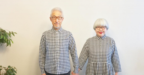 This Adorable Japanese Couple Have Become A Viral Sensation Thanks To Their Inspiring Harmony.
