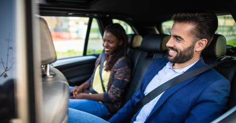 They Found Love In An Uber, As Told By The Drivers