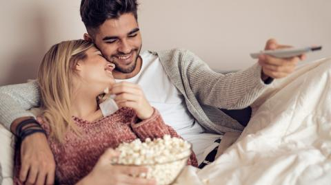 Having a TV in your bedroom is killing your sex life