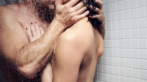 The Best Positions for Shower Sex