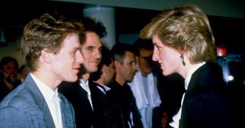 Princess Diana's Secret Relationship With A Famous Singer Has Been Revealed