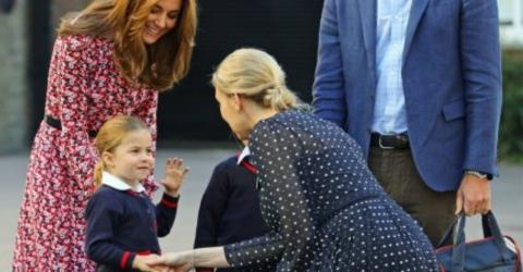 Princess Charlotte Is Going Back To School And We Now Know What Her Classmates Have To Call Her!