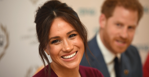 Meghan Markle Looked Amazing With Her New Incredible Hairstyle