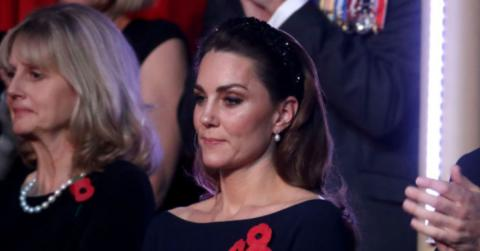 Kate Middleton Wore An Outfit That Violated Protocol