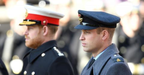 Is Drama Tearing Prince William and Prince Harry Apart?