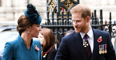The Hilarious Present Kate Middleton Gave Prince Harry