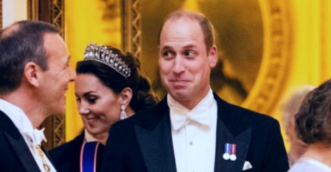 Kate and William: the embarrassing detail that tarnished their 'good deed'