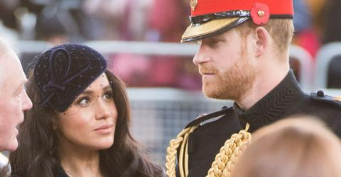 Harry And Meghan Are Definitely Stepping Back From The Royal Family