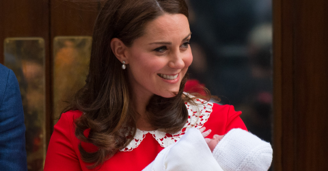 Kate Middleton has confirmed a surprising rumour about her birthing techniques