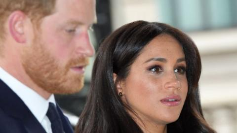Could Meghan and Harry be on the outs?