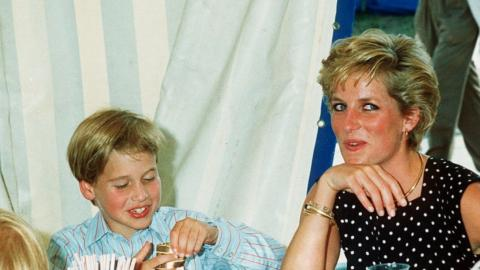 Prince William Finally Speaks Openly About Lady Diana's Traumatic Passing