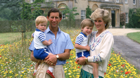 Prince William once confessed to Diana that he hated the idea of becoming king