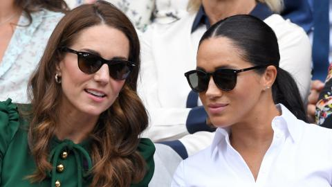 Meghan Markle Once Left Kate in Tears: This Is What Really Happened
