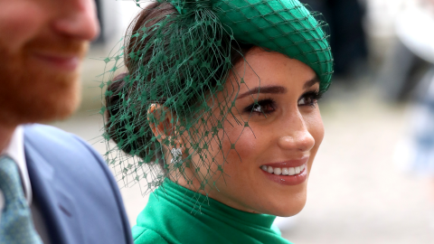 Meghan Markle's family are worried about her and believe she is 'struggling to cope'