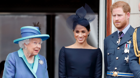 The Royal Family Has Extended an Olive Branch to Wish Meghan Markle a Happy Birthday